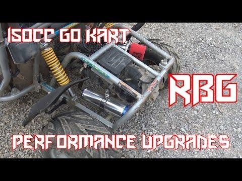 150cc Go Kart Performance Upgrades