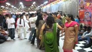 Navaratri 2009 at Divya Dham Temple-Day 8 Part-2