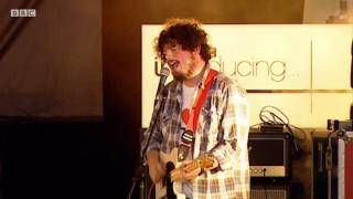 Anguish Sandwich perfom on BBC Introducing Stage Reading 2011