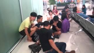 Terdampar di Soekarno-Hatta International Airport