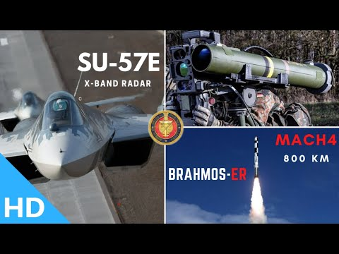 Indian Defence Updates : Su-57E v/s AMCA By 2025,Mach 4 Brah