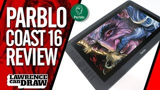 Parblo Coast 16 Drawing Tablet Review