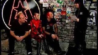 DoppelgangeR - интервью на шоу СТЕНА, телеканал A-one, часть 1