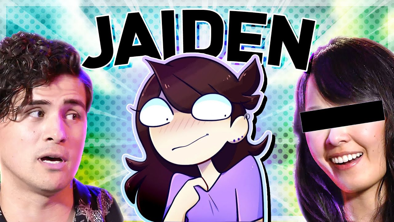 I spent a day with JAIDEN ANIMATIONS