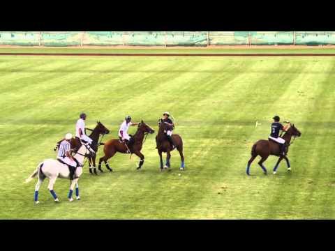 Habtoor VS Zedan - Dubai Polo Challenge - 22nd March 2016