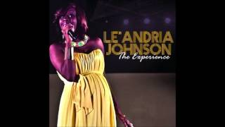 Le'Andria Johnson  Revivial Fire Fall
