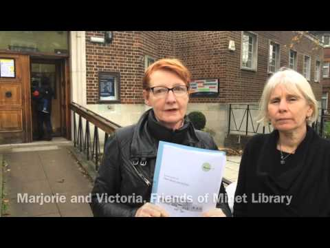 Friends Of Lambeth Libraries Speak Out Against Closure