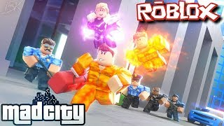 THE ROBLOX GAME THAT JAILBREAK (MADCITY)