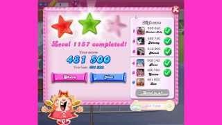 Candy Crush Saga Level 1157