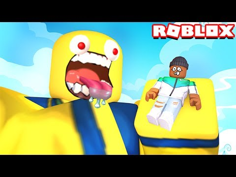 PLEASE DON'T EAT ME!! (Roblox Get Eaten)