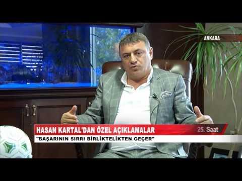 Hasan Kartal Çay TV'de