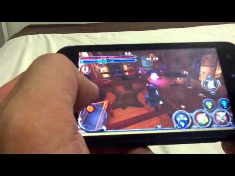 Gaming Test: HTC Incredible S