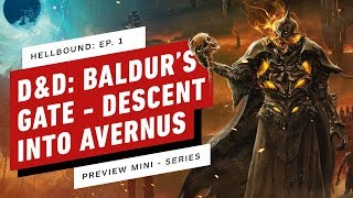 Hellbound Ep. 1 - D&D - Baldur's Gate: Descent Into Avernus Miniseries