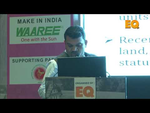 Ajay Bhure, Director, Aelius Renewable Infra Services Pvt. Ltd.   at Suryacon Pune 2018