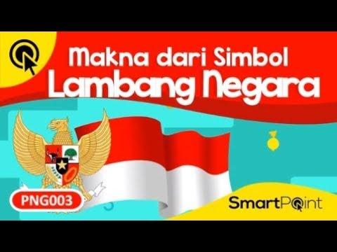 Arti dari Perisai pada Lambang Negara Indonesia (SmartPoint PNG003)