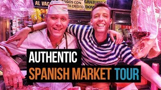 How to Explore a Spanish Market Like a Local