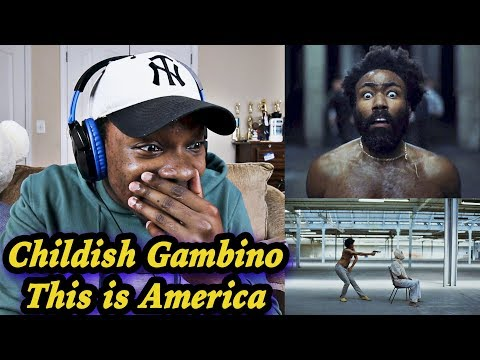 WHY AM I CRYING!! Childish Gambino - This Is America (Official Video) REACTION | Jamal_Haki