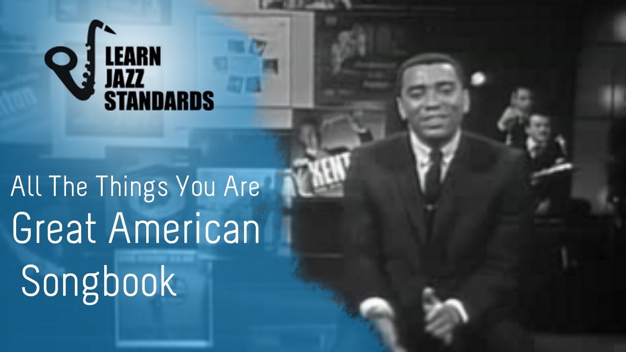 Learn Jazz Standards - YouTube