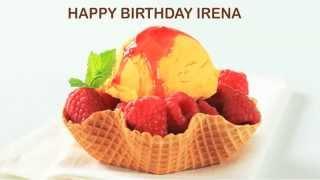 IrenaRussian pronunciation   Ice Cream & Helados y Nieves - Happy Birthday