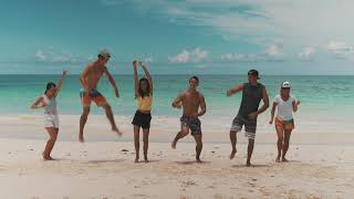 The Git Up Dance Challenge in the Bahamas Video