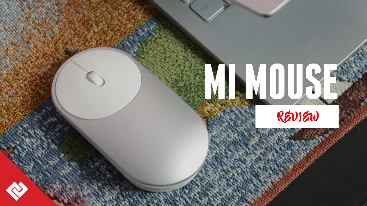3bf3ce8661e Xiaomi Mi Portable Mouse with Dual Mode Feature Review - YouTube
