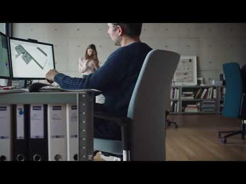 .蘋果新總部的辦公椅,雖然很貴,但卻代表了未來的辦公趨勢