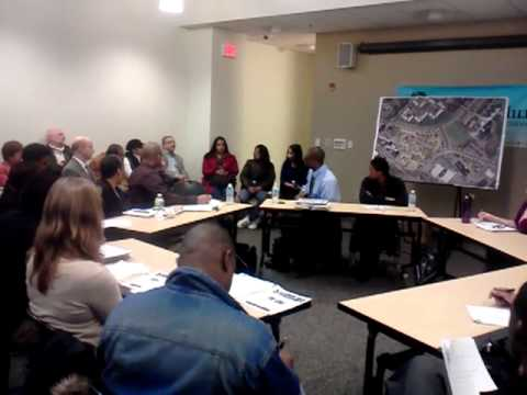Arbor Hill Community Meeting: Controversial Police Drill, Albany, NY