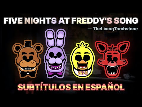 Five Nights at Freddy's Song [Sub. Español Fanmade]