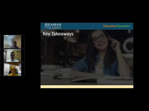 2017 Higher Education Digital Marketing Trends Webinar