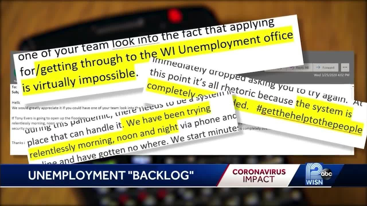 Texas Workforce Commission tries to work through backlog of ...