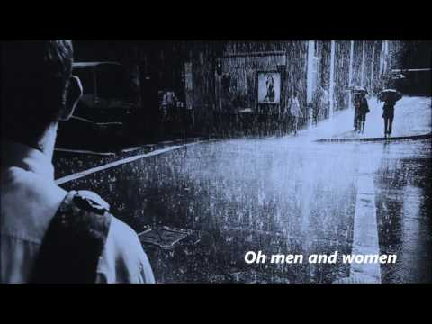 The Blue Nile - Tinseltown In The Rain / With Lyrics