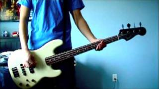 Swing Swing ~ The All American Rejects (Bass Cover)