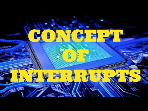 INTERRUPTS | MICROPROCESSOR | PART-5  | BSNL JE (TTA)  | JTO  | PSU