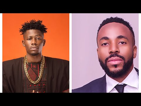 Ycee attacks Sony Record label exec & says he's a scam.
