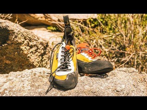 The Tenaya Masai Climbing Shoe [Review]