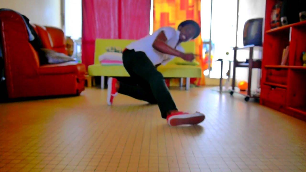 Download Footwork at Home | B-boy Bel ami aka Wiloww Idiss
