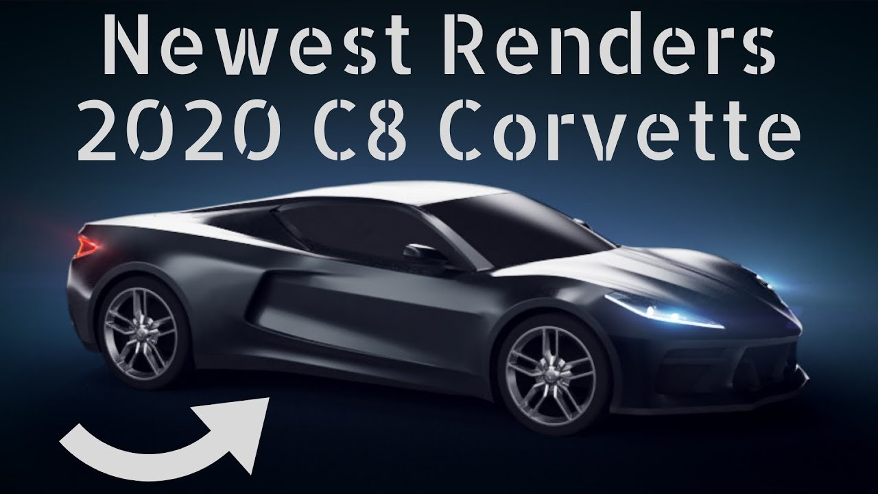 The 2020 C8 Mid Engine Corvette will be EPIC ...