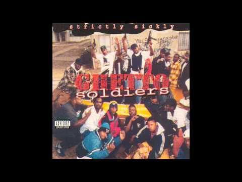 Ghetto Soldiers - LC, J. Murry & The Creeper - Ghetto Life 1995 Frisco Cali Rap