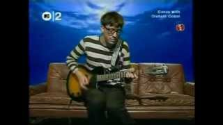 Watch Graham Coxon Freakin Out video