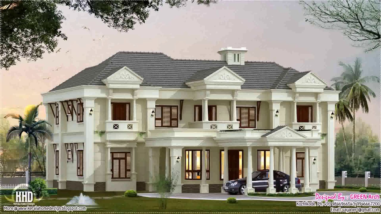 Two Story House Plans 4000 Square Feet (see description ...