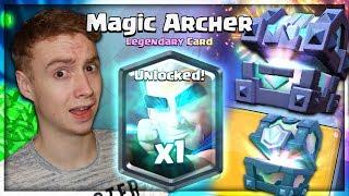 GEMMING THE MAGIC ARCHER! Legendary King