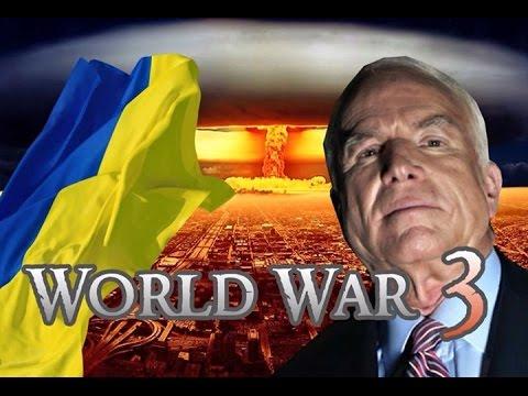 Waffen für Ukraine: Für wen McCain wirklich arbeitet! ZDF als Sprachrohr der US-Waffenlobby!?