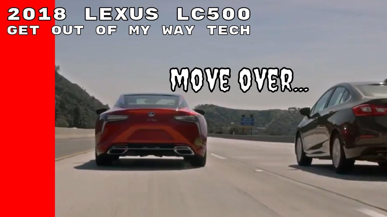 2018 lexus technology.  lexus 2018 lexus lc500 lane valet system for lexus technology