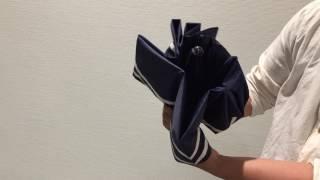 折りたたみ傘のたたみ方【macocca】
