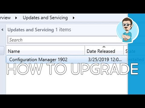 SCCM 1902 Step-by-Step Upgrade Instructions! - YouTube