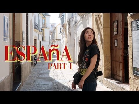 A WEEK IN SPAIN: Madrid, Córdoba, & Seville 🇪🇸