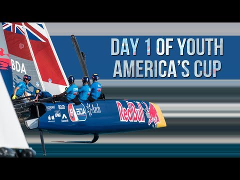 2017 Red Bull Youth Americas Cup Day 1, June 12 2017