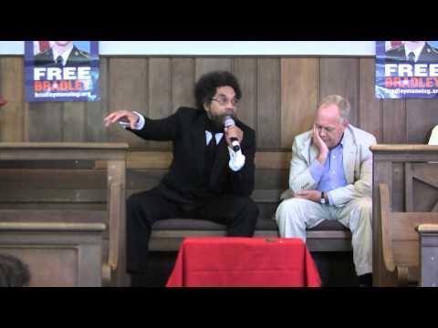 Cornel West and Chris Hedges discuss Bradley Manning verdict