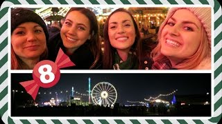 VLOGMAS! WINTER WONDERLAND WITH CAMMIE SCOTT