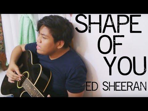 Shape Of You - Ed Sheeran (Acoustic Cover)